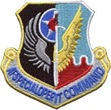 AFSOC ACC Patch Special Operations Command Patch