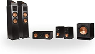 Klipsch RP-6000F 5.1.2 Dolby Atmos Home Theater System - Ebony