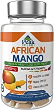 HIGH Strength African Mango for Weight Loss 6000MG Vegan Friendly Controls Leptin Levels for Reduced Appetite and Fast Weight Loss Lowers LDL Cholesterol Lose Weight Fast Estimated Price : £ 14,44