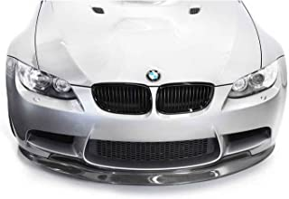 BMW M3 E92 / E93 2007-2012 Premier Style 1 Piece Polyurethane Front Lip manufactured by KBD Body Kits. Extremely Durable, Easy Installation, Guaranteed Fitment and Made in the USA!