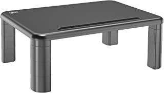 gku Monitor Riser, Height Adjustable Monitor Stand, Monitor Stand Riser AC1006