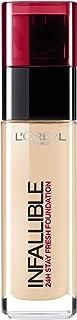 L'Oréal Paris Infallible 24hr Liquid Foundation 130 True Beige