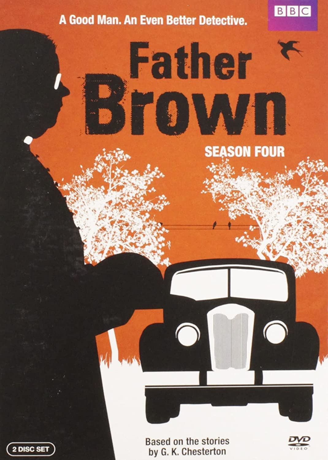 Father Brown: DVD S4 Trust trust