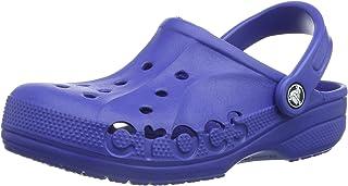 Crocs Unisex-Adult Men's and Women's Baya Clog Blue Size: