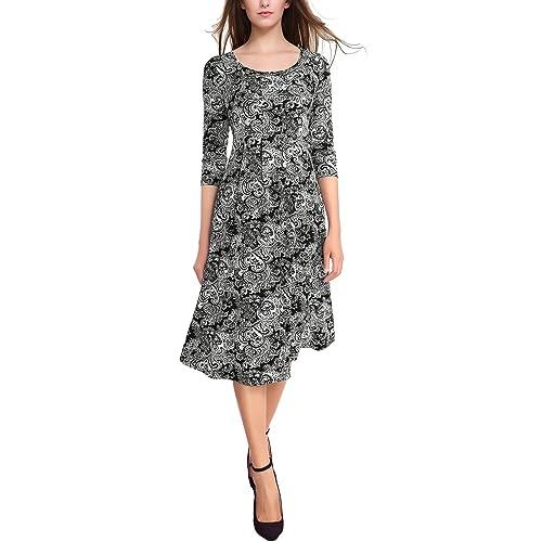 Modest Church Dress