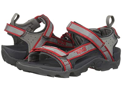 Teva Kids Tanza (Little Kid/Big Kid) (Wild Dove) Boys Shoes