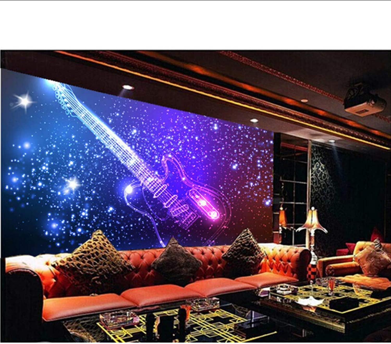 marcas de moda Wiwhy Murales 3D Personalizados, 3D Brillante Violín Ktv, Murales Murales Murales De Fondo De Escenario De Bar, Papel Tapiz Del Dormitorio De La Parojo De La Sala De Tv-200X140Cm  disfrutando de sus compras