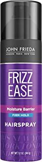 John Frieda Frizz Ease Firm Hold Hairspray, 12 Ounce Humidity Resistant Spray, for 24-hour Hold, featuring our unique Mois...