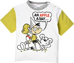 Mini Apple A Day T-Shirt (Infant/Toddler)