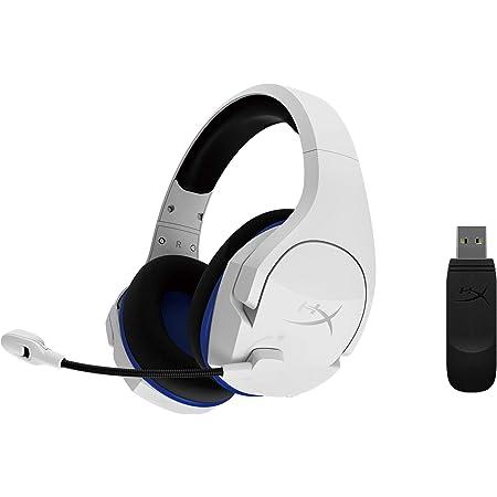 HyperX Cloud Stinger Coreワイヤレスゲーミングヘッドセット PS5/PS4/PC対応 ホワイト 2年保証 HHSS1C-KB-WT/G