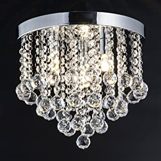 make magnetic chandelier crystals