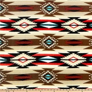 Baum Textiles Winterfleece Raindance Taupe Yard
