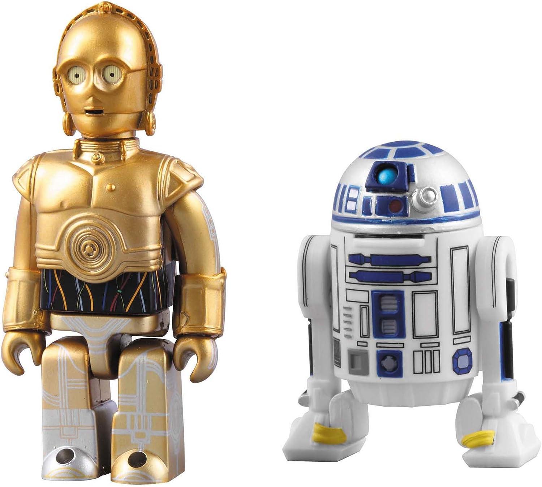 Star Wars Kubrick C3po & R2d2 (japan import)