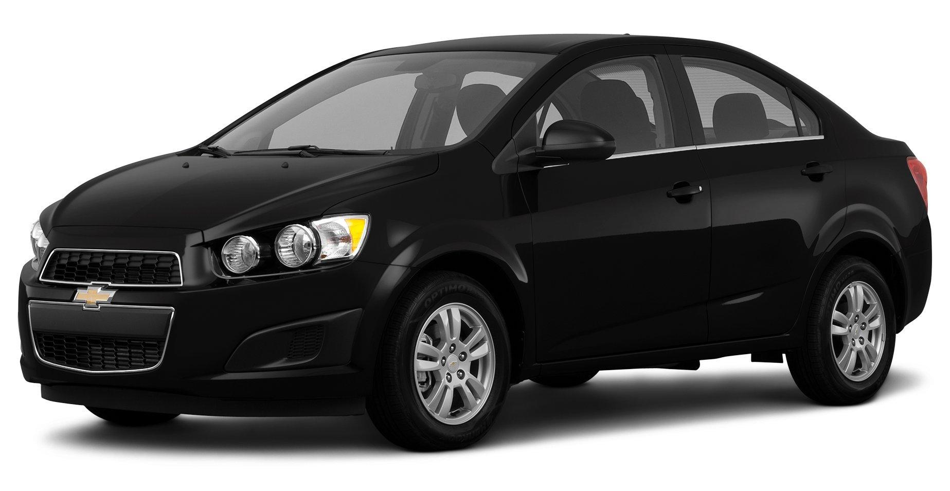 ... 2013 Chevrolet Sonic LS, 4-Door Sedan