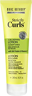 Marc Anthony Strictly Curls Curl Defining Styling Lotion, 8.3 Ounce Tube with Silk Protein and Vitamin E for Curl Definition