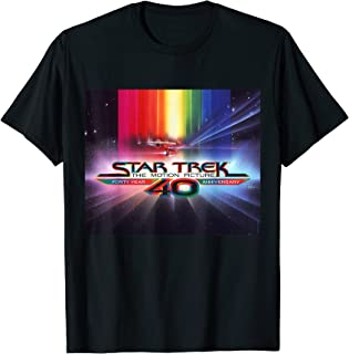 Star Trek: The Motion Picture 40th Anniv. U.S.S. Enterprise T-Shirt
