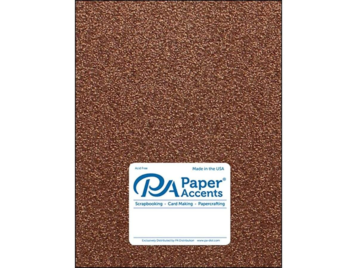 Paper Accents Glitter Collection Art and Craft Supply, 8.5