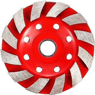 sanding tools 100 ملليمتر قطعة الماس طحن عجلة القرص الخرسانة البناء حجر الرخام الرخام عجلة الأحمر wood sanding tools