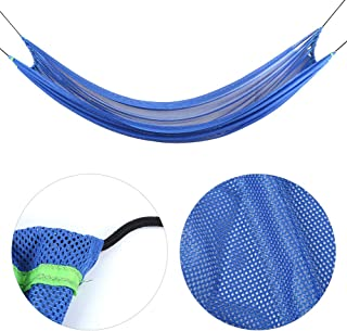 Sponsored Ad – Small and Compact Polyurethane Fiber Double Hammock, Camping Hammock, Backpackers for Camping