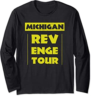 Michigan Revenge Tour T-shirt, great gift tee