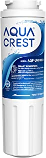 AQUACREST UKF8001 Water Filter, Replacement for Maytag UKF8001P, UKF8001AXX, Whirlpool 4396395, 469006, EDR4RXD1, EveryDrop Filter 4, PUR, Puriclean II (package may vary)