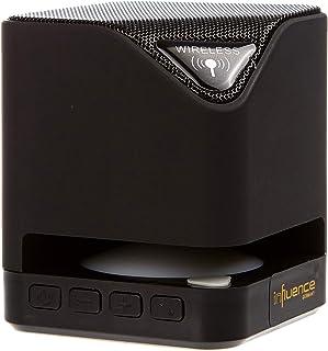 Influence Wireless Bluetooth Speaker for Multi Black - SLC-062