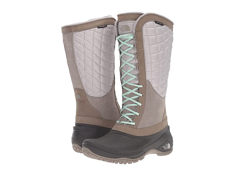 The North Face ThermoBalltm Utility (Split Rock Brown/Subtle Green (Prior Season)) Women