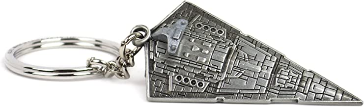 QMx Star Wars Star Destroyer Replica Keychain