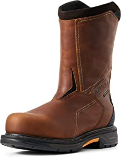 ARIAT Men's Workhog Xt Defy Waterproof Carbon Toe Work Boot