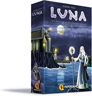 Luna: in the Domain of the Moon Priestess Board Game