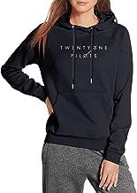 Pesxist96 Womens Sweatshirt Fashion Hoodies Outdoor Drawstring Long Sleeve Cozy Pullover