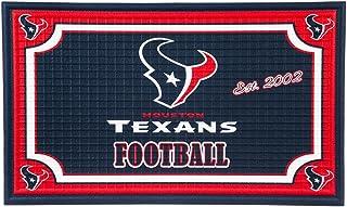 Team Sports America 41EM3812 Houston Texans Embossed Door Mat