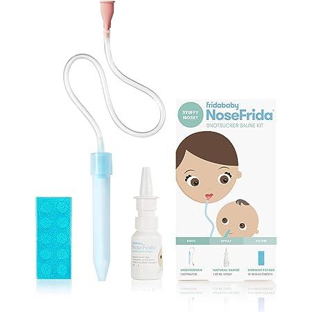 NOSEFRIDA BABY NASAL ASPIRATOR NHS APPROVED Nasal Secretion Remover