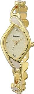 Women's Sona Sitara Analog Dial Watch Gold