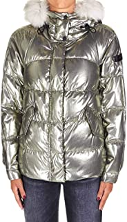 PEUTEREY Luxury Fashion Womens PED334001181519 Gold Down Jacket | Fall Winter 19