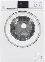 Sharp ES-HFB9143W3-DE Waschmaschine Frontlader/A / 9 kg / 1400 UpM/Schontrommel / 15 Programme/AquaStop/Weiß