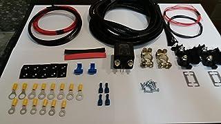 24V 48V LCD Medidor de capacidad de bater/ía de plomo 2PCS Medidor de bater/ía digital Capacidad de voltaje Medidor,12V 3.7V Medidor de litio Monitor de indicador de bater/ía para veh/ículo 36V