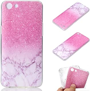 Oppo F3 Plus Case, SATURCASE Beautiful Pattern Ultra Thin Soft TPU Gel Silicone Protective Back Case Cover for Oppo F3 Plus / R9s Plus (MT-9)