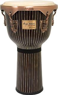Tycoon Percussion 12 Inch Master دست ساخته شده Pinstripe Djembe