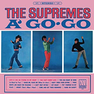 Supremes A Go Go Expanded Edition