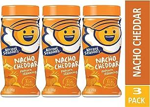 Kernel Season's Popcorn Seasoning, Nacho Cheddar 2.85 Ounce - Pack of 3