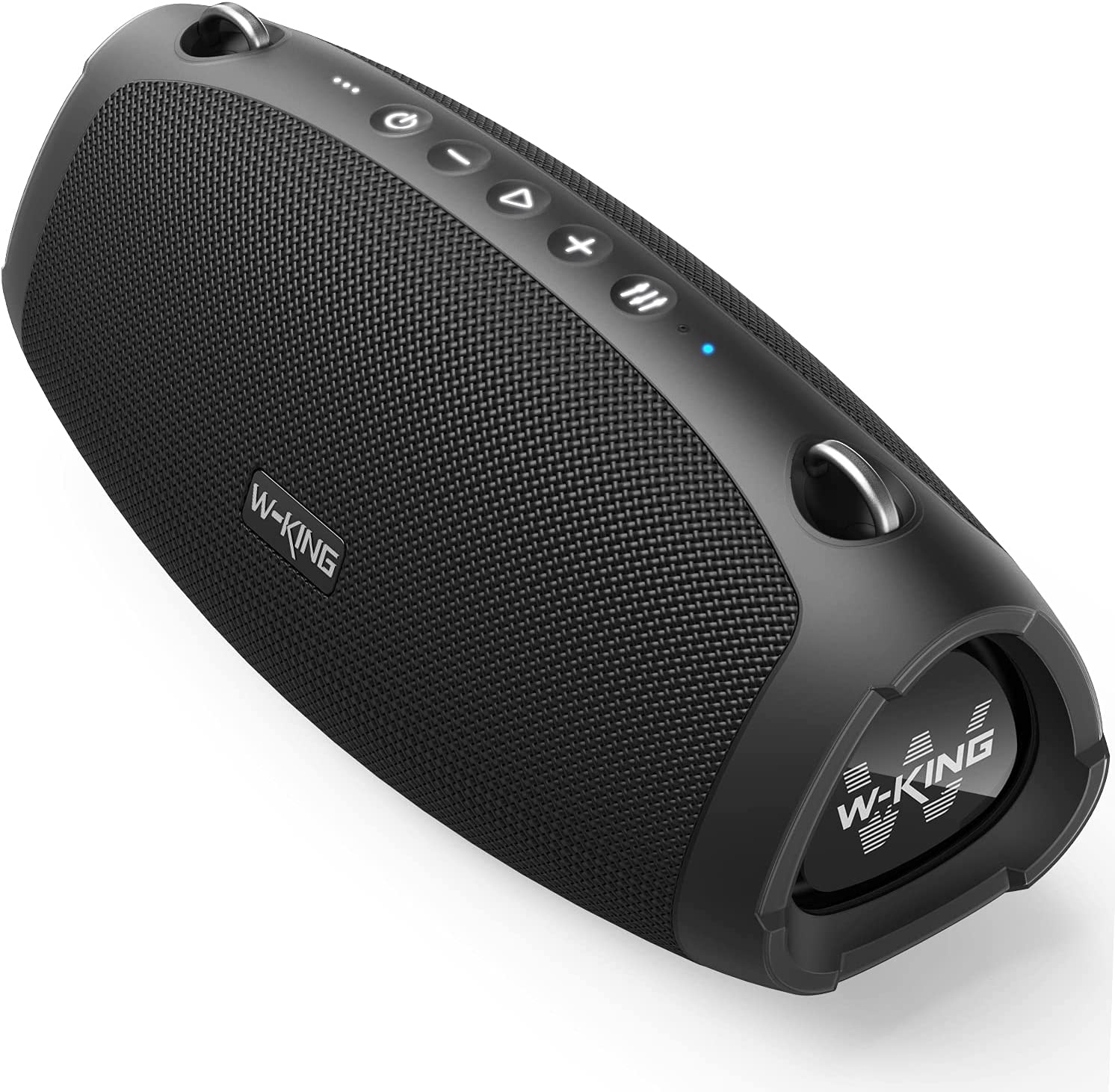 Bluetooth Speaker Special Campaign W-KING 70W Super Qu Punchy Sacramento Mall Loud Bass