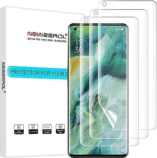 【3枚セット】Newzerol For OPPO Find X2 Pro フィルム【全面保護・気泡消失・透過率99%・指紋防止・自動吸着】OPPO Find X2 / X2 Pro / OPG01 液晶保護フィルム