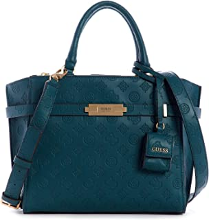 Guess Bea Society Satchel Pine