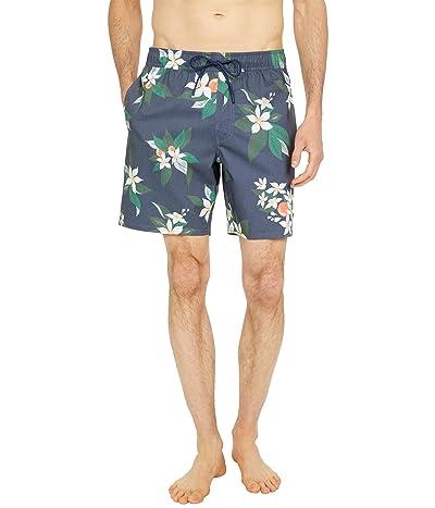 RVCA Blossom 17 Elastic Shorts