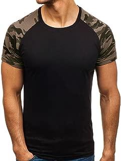 2019 Ropa De Hombre Camiseta De Manga Corta con Estampado De Letras para Hombre De Verano para Hombre
