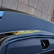 Pr Folia Ladekantenschutz Für Octavia Rs 5e Kombi Typ 5e Ab Bj 05 2013 Facelift Carbon Schutzfolie Inkl Rakel Stoßstangenschutz Folie Autofolie Auto