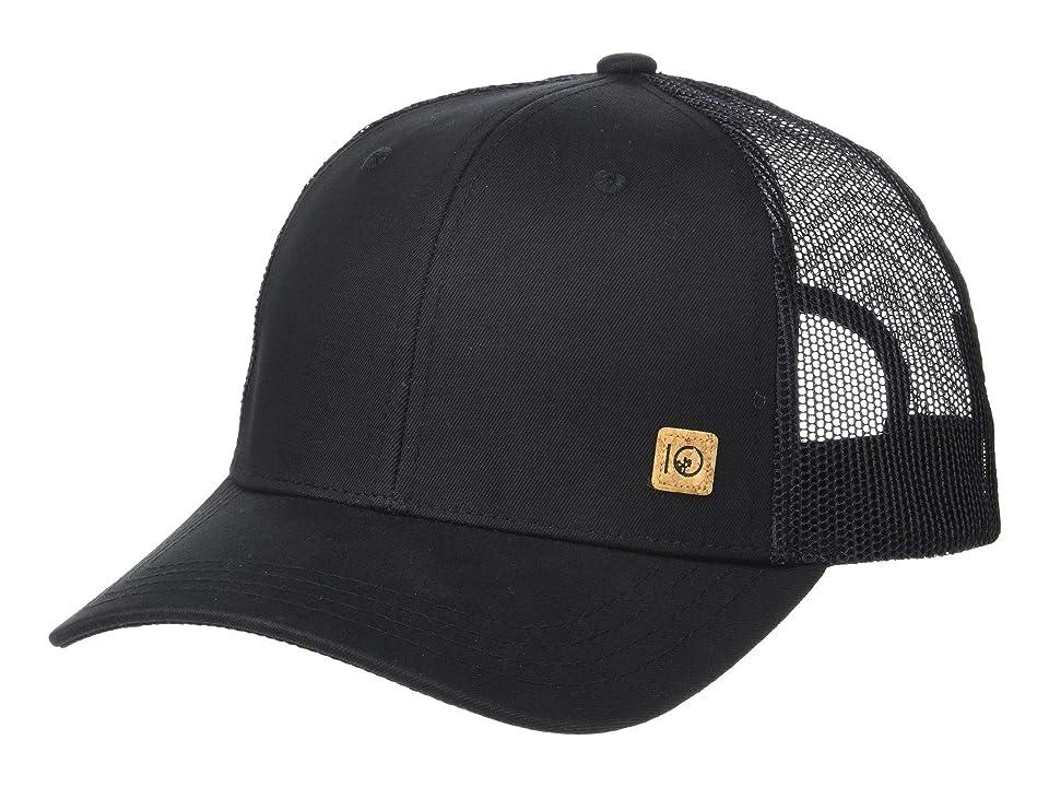 tentree Elevation Hat (Meteorite Black) Caps