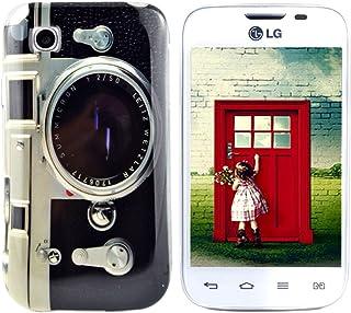 gada - LG L40 D160 - TPU funda de protección en un diseño elegante - Cámara/máquina fotográfica