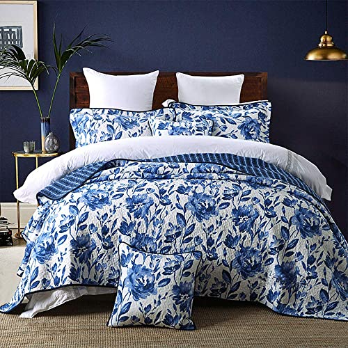 Blue And White Bedding Amazon Com